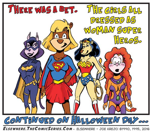 Halloween pt 1