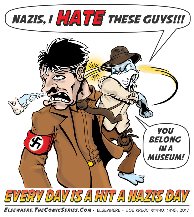 Punch A Nazis Day