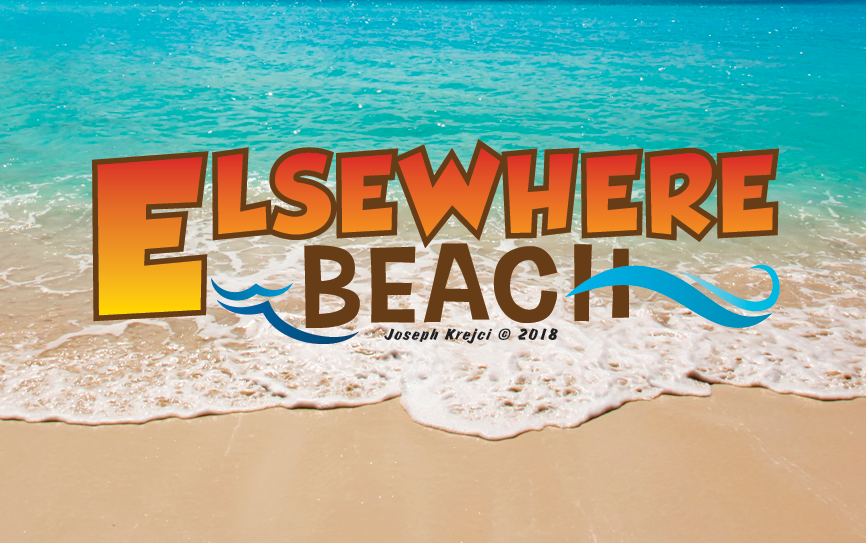 Elsewhere Beach title