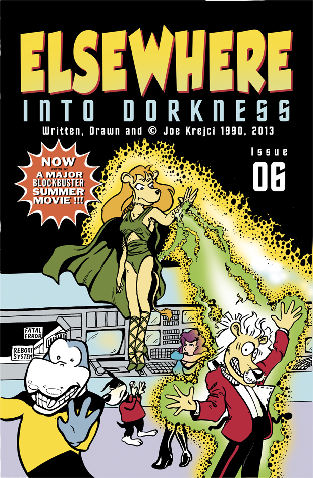 EW6- Into Dorkness Cover