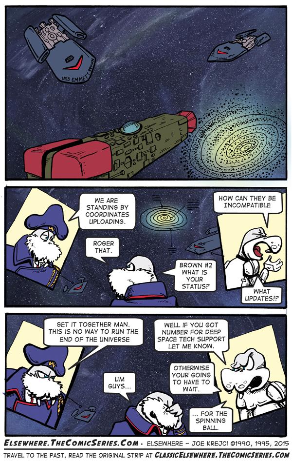 Deep Space Tech Support